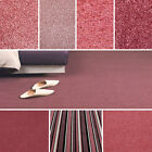 Quality Pink Carpets - Cheap Rolls Brand New Carpet - Loop, Twist, Saxony Piles