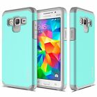 Samsung Galaxy On5 Case, Impact Dual Layer Shockproof Case + Screen Protector