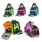 Pet Dog Cat Puppy Portable Carrier Soft Sided Comfort Travel Tote Shoulder Bag