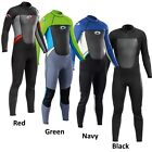 OSPREY ORIGIN 3/2MM WETSUIT MENS ADULT FULL LENGTH NEOPRENE STEAMER WET SUIT