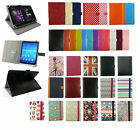 Universal Wallet Case Cover fits Chuwi Hi8 Dual OS 8 Inch Tablet