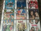 Nintendo DS Games In Box with Instruction Booklet - Choose from 23 Titles