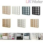IKEA KALLAX - 4x4-Shelf-Shelving-Unit-Bookcase-Storage-Display-Unit-Rack-Exped