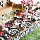 Pirate Party Boys Girls Essential Birthday Party Kits 8,16,24,32 Great Quality!