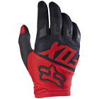 2017 Fox MX Youth Dirtpaw Race Gloves - Red Motocross Offroad Trail Enduro