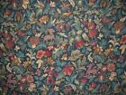 "Brunschwig & Fils ""Rambouillet Tapestry"" medieval hunt by the yard color navy"