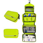 Waterproof hook hanging cosmetic Toiletry purse Travel Bag Cosmetic Pouch