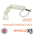 18W/26W 3hr Maintained Flexible Emergency Pack (Suitable Single CFL Lamp)