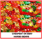 HARIBO 1KILO BAGS ALL YOUR FAVOURITES
