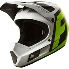 Fox 2017 Rampage Comp Downhill Enduro Bike Full Face Helmet - Creo Blue/Red