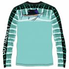 Guy Harvey Mens Del Mar Long Sleeve Performance Shirt