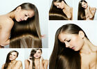 Beauty Brunette Hair Collage Poster A1 A2 A3 A4 Health Salon Makeup Hairdresser