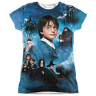 Harry Potter First Year Sublimation Junior T-Shirt