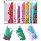 Dynamic Liquid Sparkle Glitter Stars Quicksand Case Cover for iPhone 5/5S 6 plus