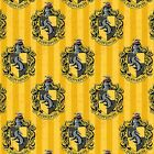 Harry Potter Hogwarts Cotton Fabric Craft & Quilts, Premium Quality USA import