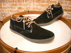 Guess Men's Jenison Black Suede Casual Sneaker Shoe NEW