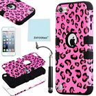 Hybrid Shockproof 3 in 1 Case Cover For Apple iPod Touch 5th 6th Gen Generation <br/> *3 FREE GIFTS* Same day Ship before 3PM
