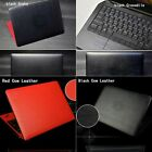 Laptop Snake Crocodile Leather Skin Sticker Protector For MSI GS60