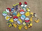 lots Pokemon Pikachu Metal Charm Pendant DIY Necklace Jewelry Making P01