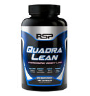 RSP Nutrition Thermogenic QuadraLean Weight Loss Support & Clean Energy 180 Caps $19.97 USD on eBay