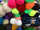 JOB LOT 18 odd balls of hand knitting WOOL yarn SALE NEW stock clearance sale .0