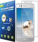 Premium Clear HD LCD Screen Protector Cover Film for LG Aristo M210 MS210