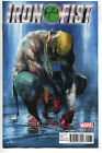 Iron Fist 1 Marvel 2017 NM Gabriele Dell'Otto Color Variant Defenders Netflix