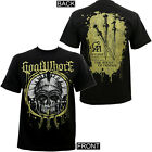Authentic GOATWHORE Band Gladiator Souls of Despair T-Shirt S-2XL NEW