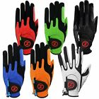 2016 Zero Friction Compression-Fit Performance Mens Golf Gloves One Size