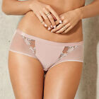 Semi Sheer Low Rise Boyshorts Panties Lisca Lingerie Vivian 22110