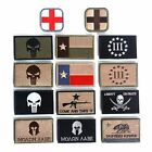 Fashion Multi-type 3D Military Army Embroidered Style Patch Tactic Armband Badge