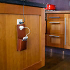 QuickDraw Genuine Leather Charging Holster - Outlet Suspended/Wall Mount Cradle