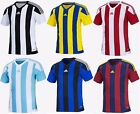 Adidas Stripe 15 S/S Jersey S16137 T-Shirts Training Top Soccer Football