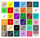 50 PACK 148mm x 148mm (14.8cm) Tile Stickers / Transfers For Kitchen / Bathroom