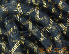 16mm Blue&Black Tube Plain Tubular Crinoline Tube Crin Festival Hearwear Braid