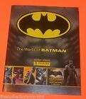 Panini - DC Comic The World of Batman (2016) Album Sticker collection (#X)