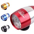6 LED Cycling Bicycle Bike Head Front Flash Light Warning Lamp Waterproof 1pcs