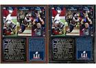New England Patriots Super Bowl LI Champions Photo Plaque Tom Brady $27.95 USD on eBay