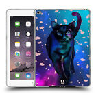 HEAD CASE DESIGNS CATS AND BLOSSOMS SOFT GEL CASE FOR APPLE SAMSUNG TABLETS