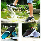 Fashion Men's Breathable Mesh Walking Sandals Casual Summer Beach Slippers Shoes