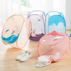 Baby Toy Dirty Clothes Storage Bags Elk Bear Rabbit Laundry Basket Bags New