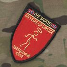 NATO TIGER MEET vel©®😎 PATCH: RNoAF 333 SQN 65-YEAR COMMEMORATIVE *The Saints*