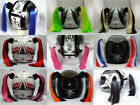 Ladies Girl's Pigtails & Ponytails for Motorcycle Skate Snow Bike Other Helmet