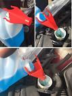 No Spill Spillage Universal Spout Funnel Pour Liquid Oil Petrol  Bottle Can Car