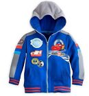 CARS blue kids jacket sizes 2 - 7
