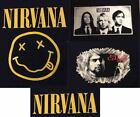 NIRVANA big back patches-3 design
