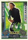 Topps Star Wars Force Attax Universe Rainbow Foil Karten Force Meister Auswahl