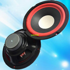 """1pcs 4/5/6/8/10""""inch 4ohm 40-80W Car Subwoofer speakers Full frequency speakers"""