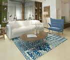 Lake Blue Carpet Rugs and Carpets for Home Living Room