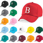 Embroidered Baseball Caps Hat Girls Boys Childrens Kids Summer Bringt Red